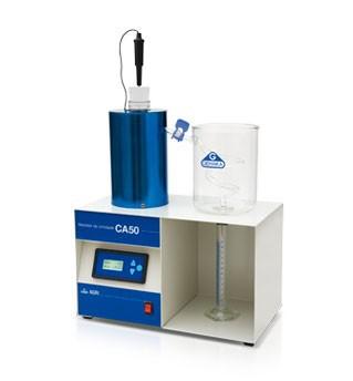 Medidor de umidade por destilação